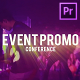 Event Promo for Premiere Pro - VideoHive Item for Sale