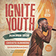Ignite Youth Church Flyer - GraphicRiver Item for Sale