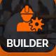 Builder HUB- Construction Business Joomla Template - ThemeForest Item for Sale