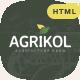 Agrikol - HTML Template For Agriculture Farm & Farmers - ThemeForest Item for Sale