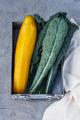 Squash and lacinato kale - PhotoDune Item for Sale
