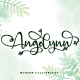 Angelynn - GraphicRiver Item for Sale