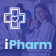 IPharm - Online Pharmacy & Medical WordPress Theme - ThemeForest Item for Sale