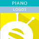 Happy Piano Logo 1 - AudioJungle Item for Sale