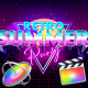 Retro Summer Party Opener - Apple Motion - VideoHive Item for Sale