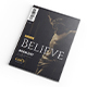 Believe Magazine - GraphicRiver Item for Sale