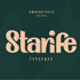 Starife Typeface - GraphicRiver Item for Sale