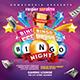 Bingo Night Flyer - GraphicRiver Item for Sale
