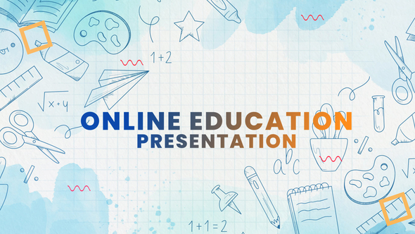Online Education Presentation