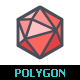 Abstract Polygon Line with Color - GraphicRiver Item for Sale