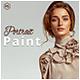 5 Portrait Paint Photoshop Actions - GraphicRiver Item for Sale
