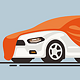 Sedan Car - GraphicRiver Item for Sale