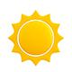 Sun Symbol - 3DOcean Item for Sale