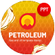 Petroleum Gas and Oil Presentation Template - GraphicRiver Item for Sale