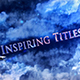 Cinematic Sky Titles - VideoHive Item for Sale