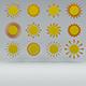 Sun - 3DOcean Item for Sale