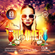 Summer Party Flyer Template 1 - GraphicRiver Item for Sale