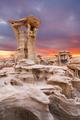 Bisti Badlands, New Mexico, USA - PhotoDune Item for Sale
