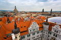 Dresden, Germany Rooftop Cityscape - PhotoDune Item for Sale