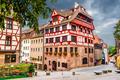 Nuremberg, Germany at Albrecht Durer House - PhotoDune Item for Sale