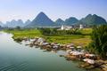 Yangshuo, China on the Li River - PhotoDune Item for Sale