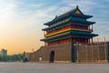 Zhengyangmen Gate, Beijing, China - PhotoDune Item for Sale