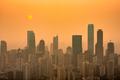 Chongqing, China downtown city skyline over the Yangtze River - PhotoDune Item for Sale