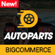 AutoParts - Responsive BigCommerce Theme With Page Builder Support - ThemeForest Item for Sale