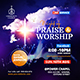 Church Flyer Template 10 - GraphicRiver Item for Sale