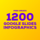 1200 Multipurpose Infographics Google Slides Templates - GraphicRiver Item for Sale