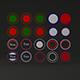 Badges - 3DOcean Item for Sale