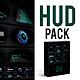 HUD Pack 4K - VideoHive Item for Sale