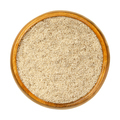 Bourbon vanilla sugar in a wooden bowl - PhotoDune Item for Sale