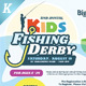 Kids Fishing Derby Flyer Template - GraphicRiver Item for Sale