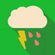Thunder without Rain
