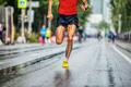 perfect legs runner athlete man run - PhotoDune Item for Sale