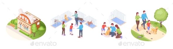 Pets Shelter and Animal Adoption