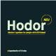 Hodor Neu Sans Serif Font - GraphicRiver Item for Sale