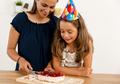 Cutting the birthday cake - PhotoDune Item for Sale