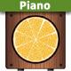 Dramatic Flowing Piano Logo