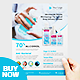 Product Flyer Hand Sanitizer - GraphicRiver Item for Sale