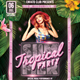 Summer Tropical Party - GraphicRiver Item for Sale