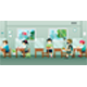 Children in the Cafeteria - GraphicRiver Item for Sale
