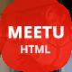 Meetu - Portfolio Html Template - ThemeForest Item for Sale