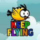 Keep Flying - Android Studio File + Admob + Leaderbord + In-App-Purchase - CodeCanyon Item for Sale