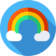 Rainbow Appearance
