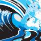 Ocean Surf Breaking Waves - V3 - GraphicRiver Item for Sale