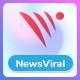Newsviral - Modern News & Magazine HTML Template - ThemeForest Item for Sale