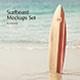 Surfboard Mockups Set - GraphicRiver Item for Sale