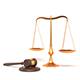 Balance gavel judge justice - 3DOcean Item for Sale